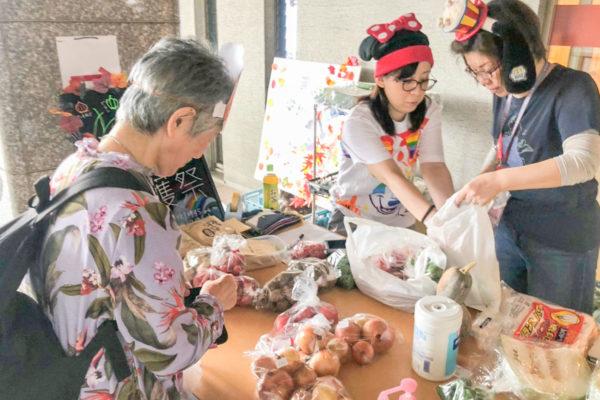 黒髪合同秋祭りを開催3
