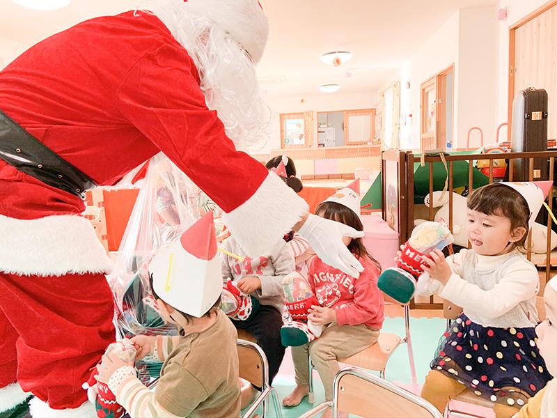 お誕生会&クリスマス会4
