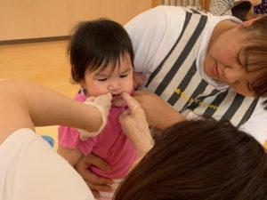 保育園 歯科検診 2