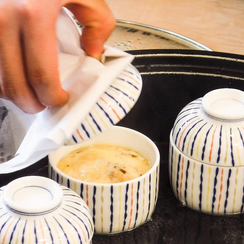チャレンジ 茶碗蒸し作り