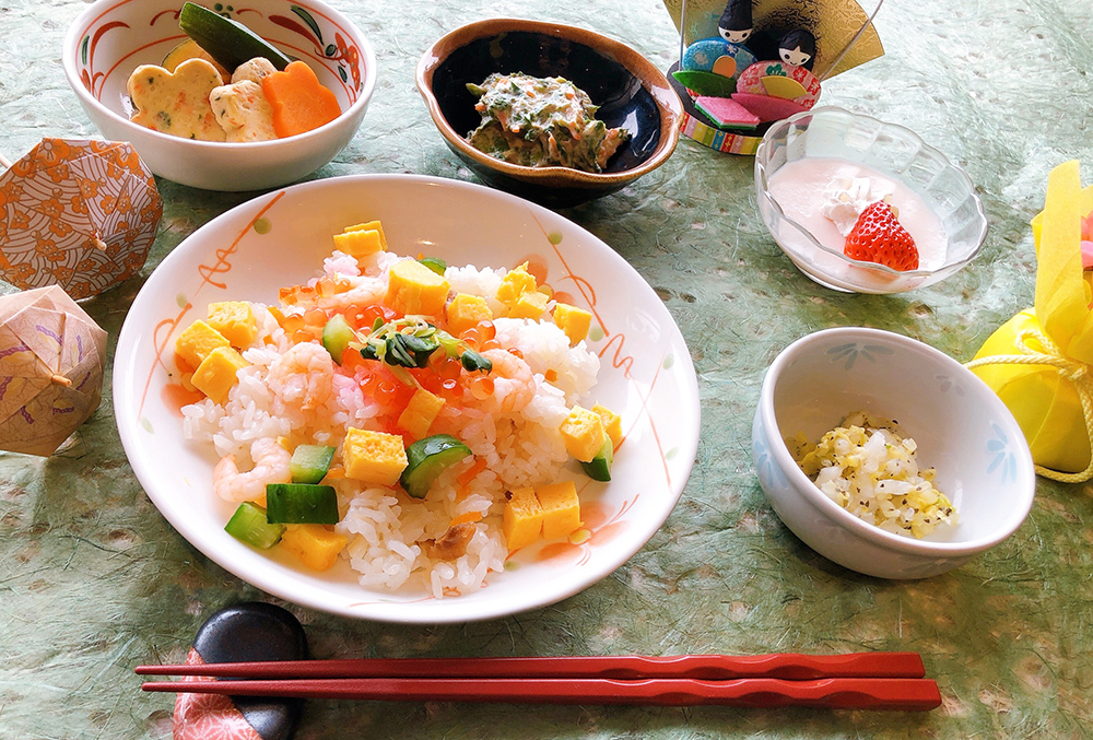 ちらし寿司最新3