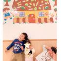 赤とんぼ保育園のお菓子の家1
