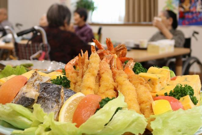 赤長忘年会 料理2