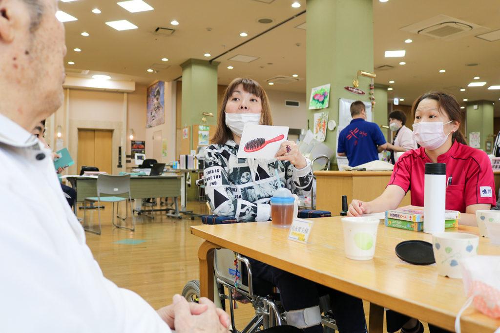 東和子さん 認知症サポーター3