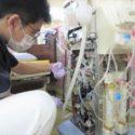 透析機器の安全安心