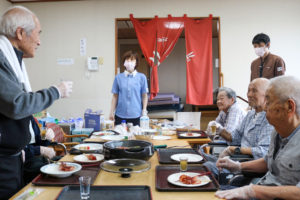 入所科4階 男の料理教室8