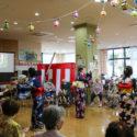 赤とんぼ通所リハビリテーション科で夏祭り4