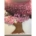 透析室より満開の桜だより2