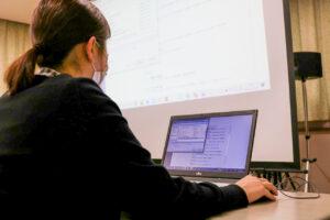職員のためのパソコン教室2
