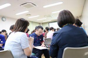 障がいのある方の職業生活研修3