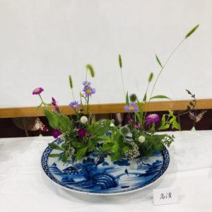 生け花展 作品2